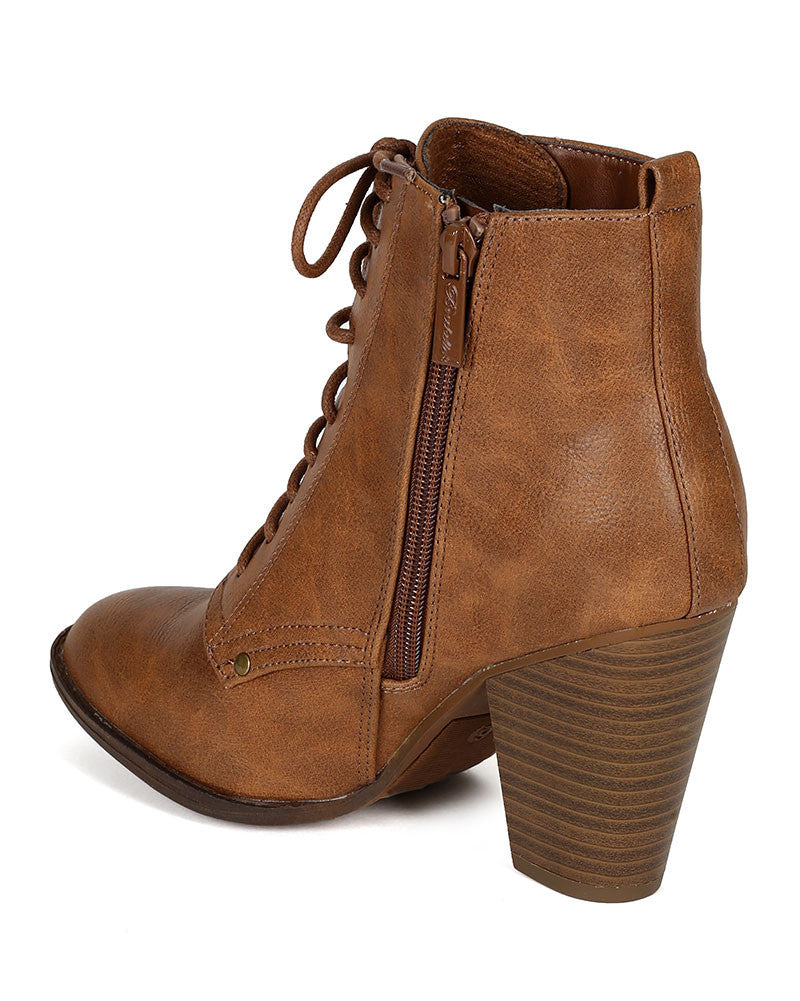 Ankle Boots Brown PwTrjgNd