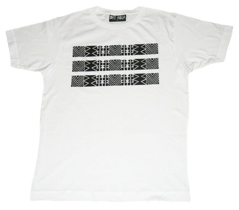 3 Level Pattern T-Shirt