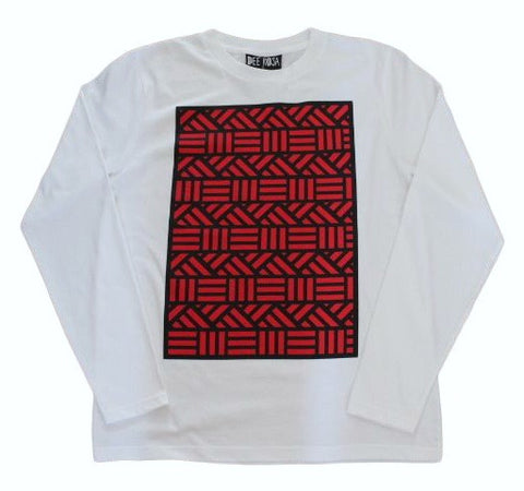 Lines Lines Long Sleeve T-Shirt