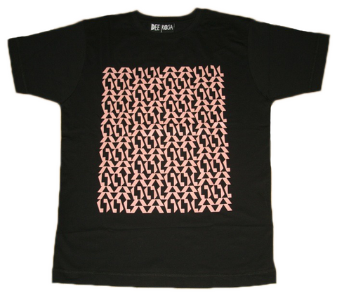 Salmon Pattern T-Shirt
