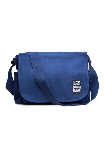 Messenger bag BU 002 - XC2BLUE