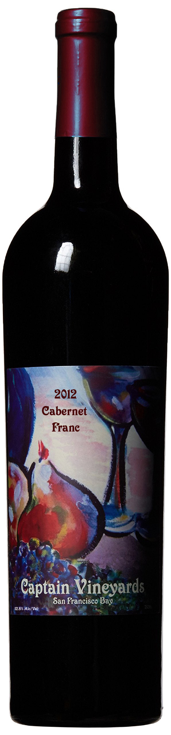 Cabernet Franc 2012 (Sold Out)