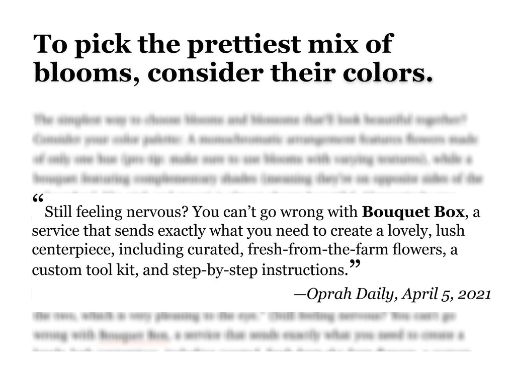 Mention in Oprah Daily