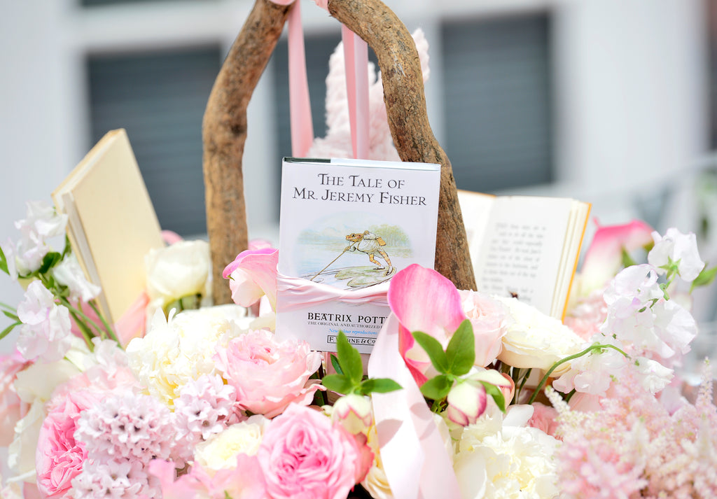 Best Flowers for Baby Showers