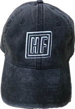 Load image into Gallery viewer, Charcoal Denim Dad Hat