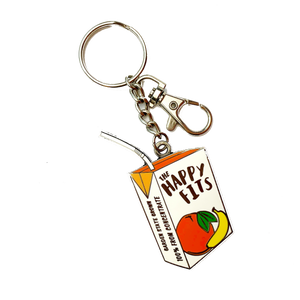 Juicebox Keychain