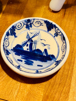 Load image into Gallery viewer, 2 Inch Delft Hand Painted Plate