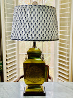 Load image into Gallery viewer, Vintage Chinoiserie Fredrick Cooper Lamp