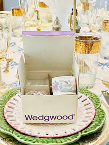 Wedgwood Sweet Meadow Napkin Rings