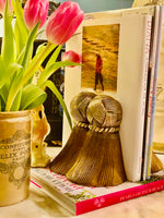 Load image into Gallery viewer, Two Toned Stunning Tassel Bookends