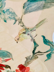 Beautiful Chinoiserie Watercolor