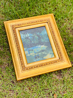 Load image into Gallery viewer, Beautiful Oil Painting with Stunning Frame