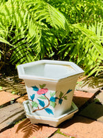 Load image into Gallery viewer, Vintage Chinoserie Planter