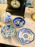 Load image into Gallery viewer, Set of 3 Chinoiserie Serving Pieces