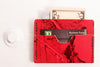 UNFOLD WALLET - RED
