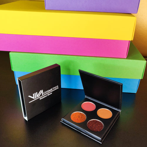 Summer Sunsets Collection Shadow Show Palette - Viva Cosmetics