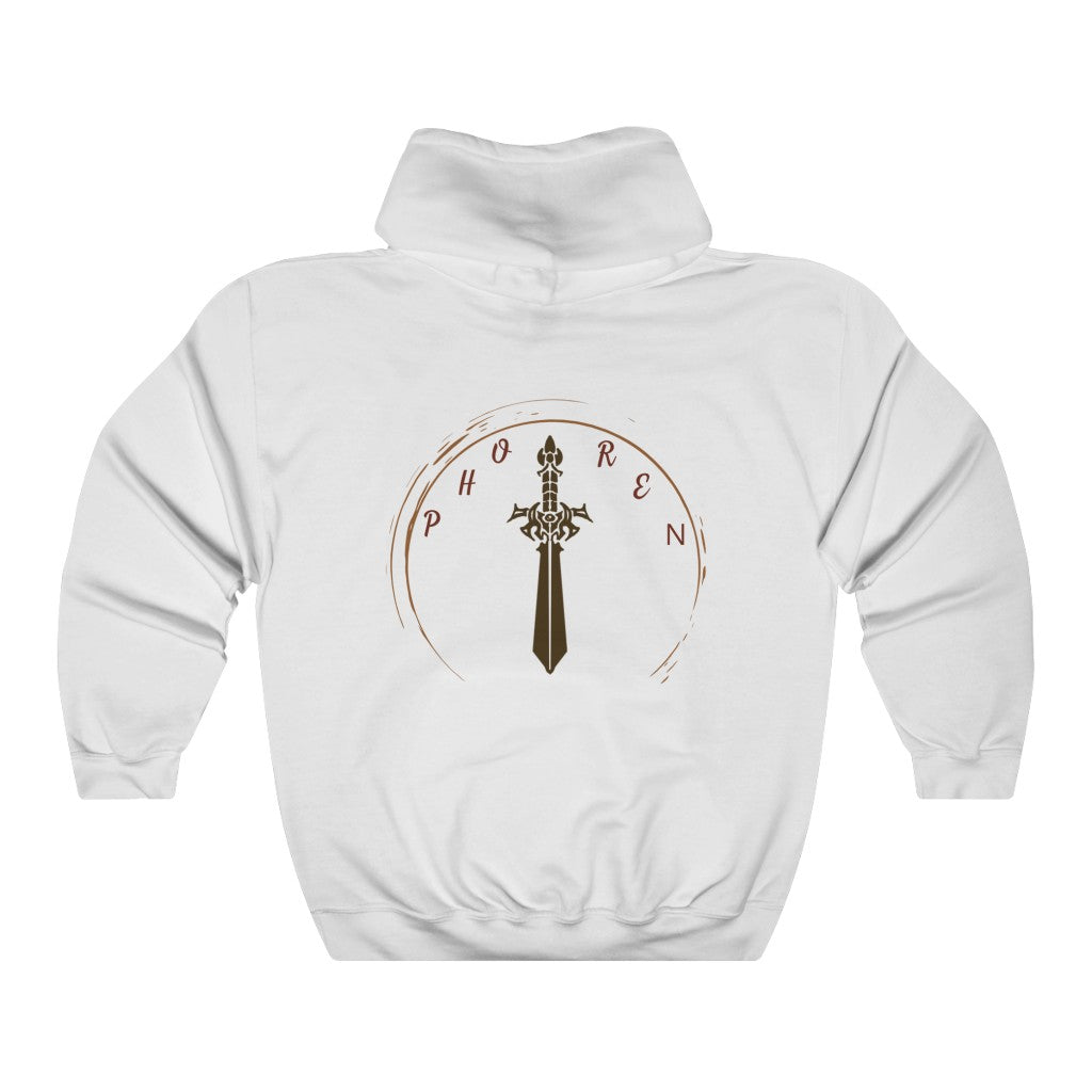 Gate of The Sword Hoodie