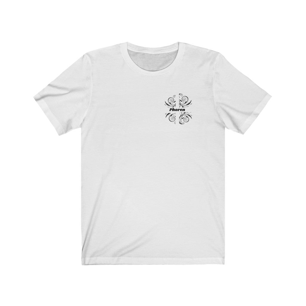 Crossed Flowers T-Shirt