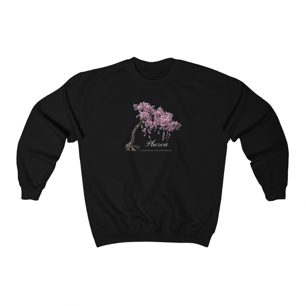 Blossom of Happiness Sweatshirt No.2