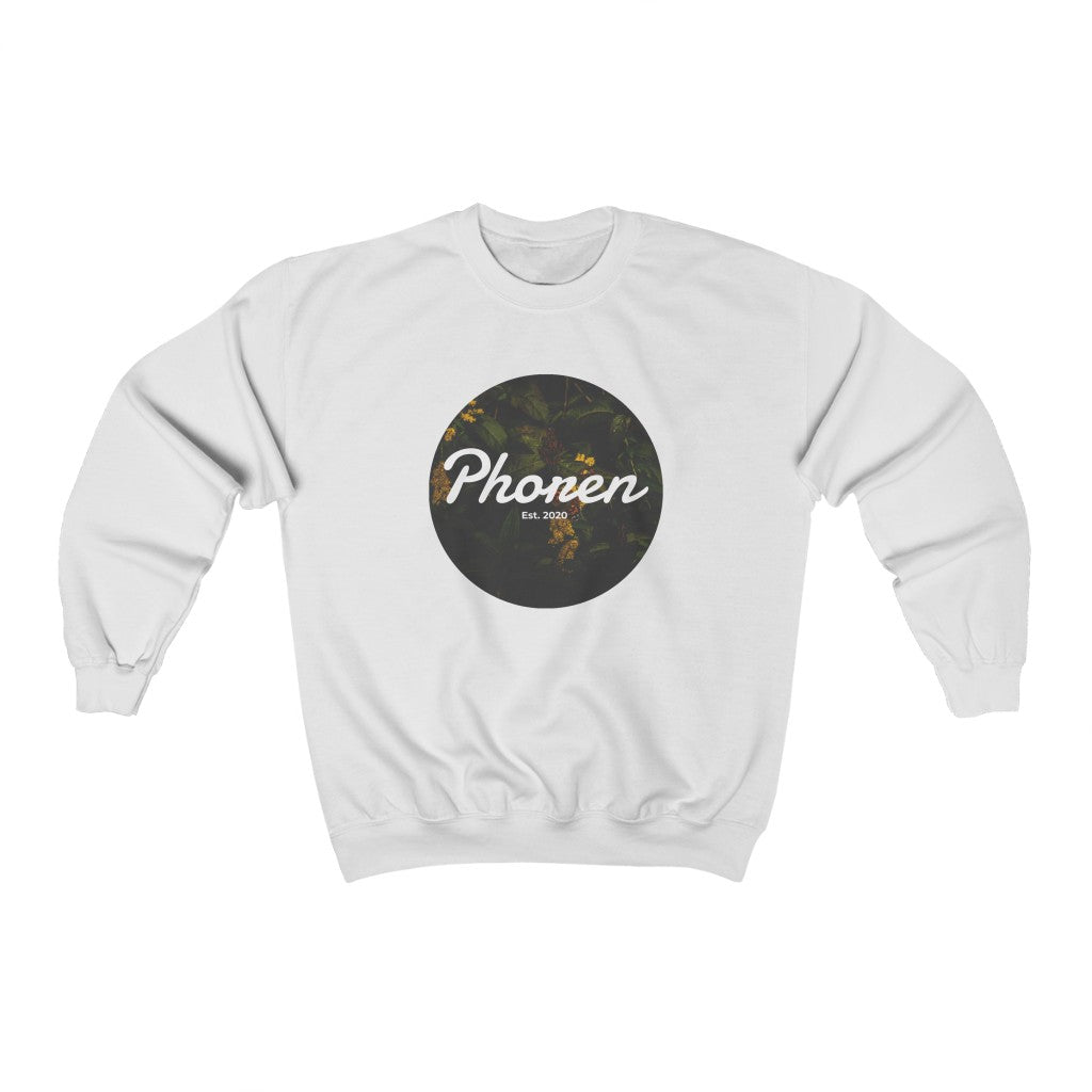 Garden of Flowers Sweatshirt