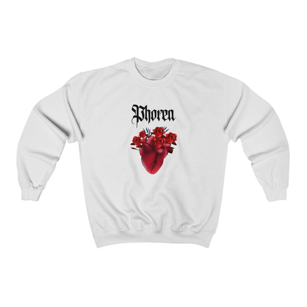 Growing Heart Sweatshirt