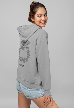 Wreath of Angel Hoodie