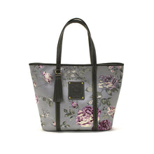Load image into Gallery viewer, Floral ash tote