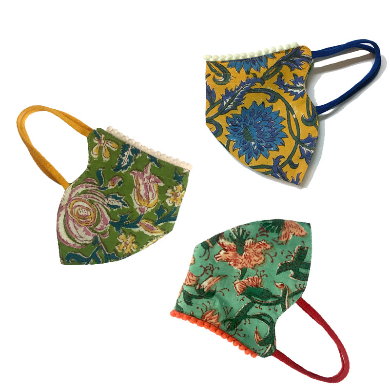 Jaipur Block pack of 3