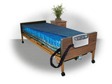 "DRIVE™ - Med-Aire Plus 8"" Alternating Pressure and Low Air Loss Mattress System"