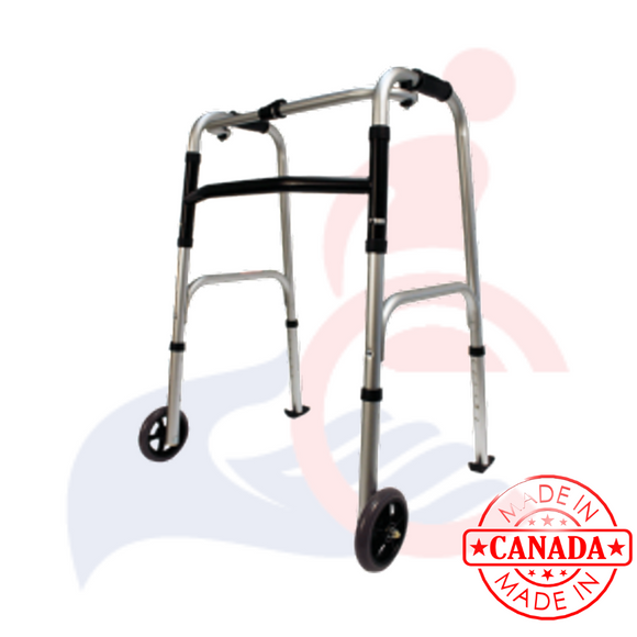 RENTAL - Two Walker with Wheels & Skis