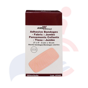 AMD Ritmed® - Adhesive Bandages (Fabric)