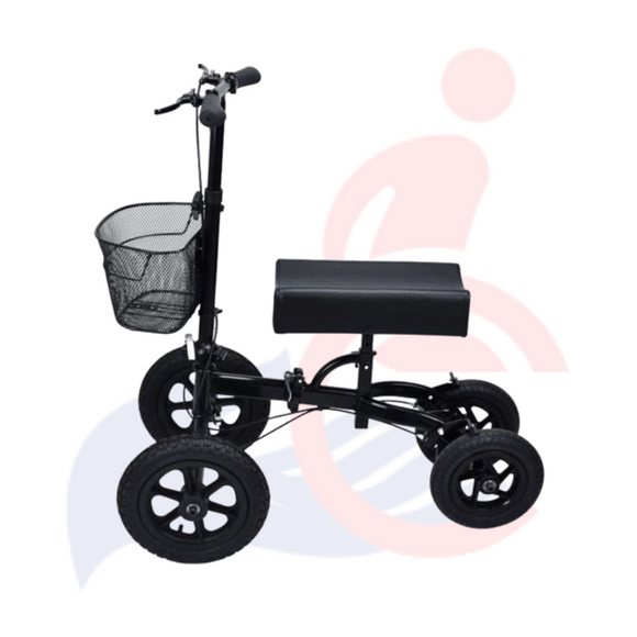RENTAL - All Terrain Steerable Knee Walker by CAL+CARE