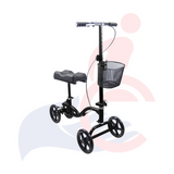 CAL+CARE - Steerable Knee Walker - Double Brake & Single Brake