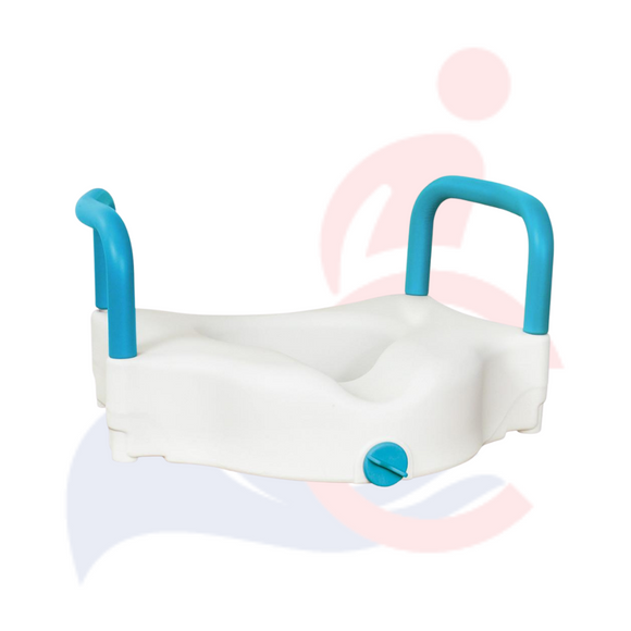 DRIVE™ - AquaSense 3-in-1 Raised Toilet Seat