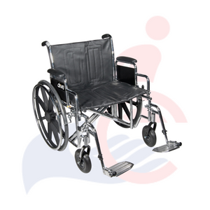 DRIVE™ - Bariatric Sentra EC Heavy-Duty Wheelchair