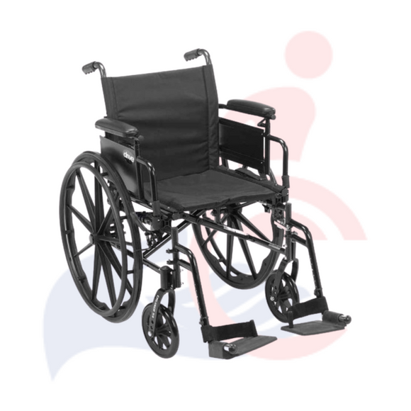 DRIVE™ - Cruiser X4 Wheelchair