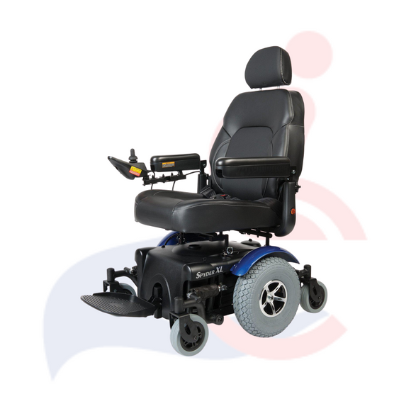 Eclipse Pathmaster Spyder P327 XL Heavy Duty Power Chair