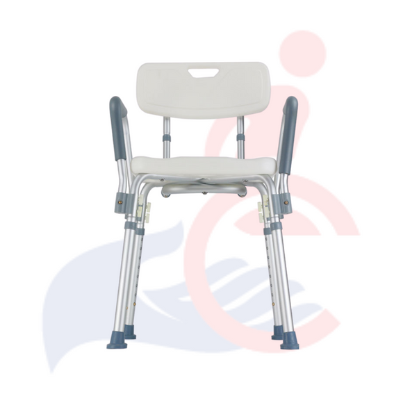 MOBB Health Care - Bath Chair with Back and Arms