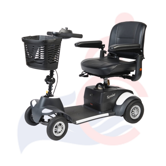 Mallmaster S247 Sprint Power Scooter (Compact)