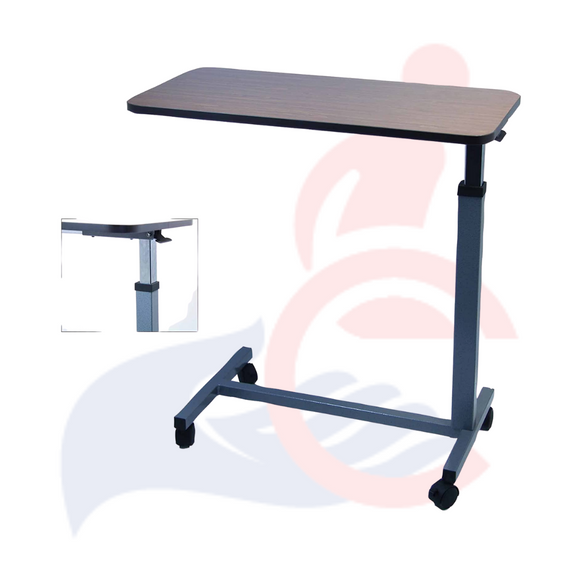 EZEE LIFE™ - Standard Multi-Purpose Non-Tilt Top Over-Bed Table