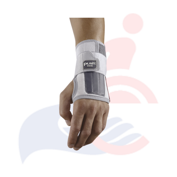 PUSH® Med Wrist Brace (SINGLE STAY)