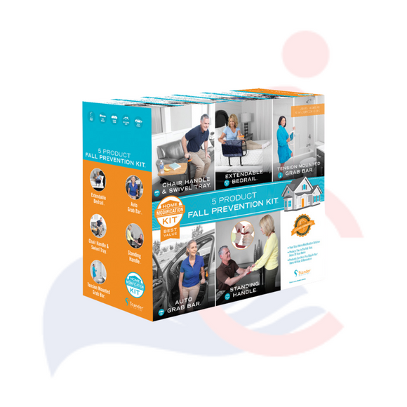 Stander™ - 5 Product Fall Prevention Kit