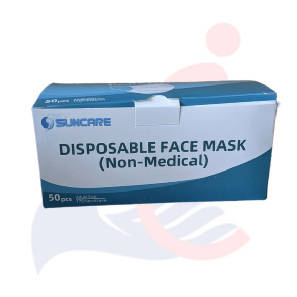 SUNCARE - Disposable Face Mask for Civil Use - 3-ply