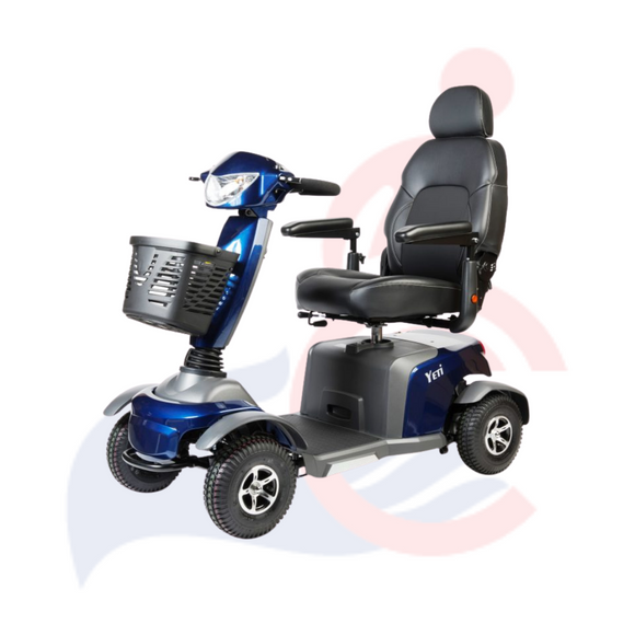 Trailmaster Yeti S746 Power Scooter (Mid-Size)
