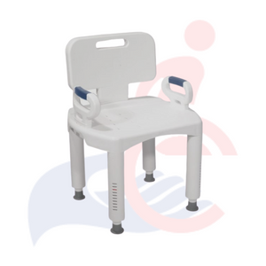 DRIVE™ - Premium Series Shower Chair with Back and Arms