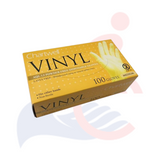 Chartwell® - Vinyl Gloves - 100 count box