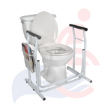 DRIVE™ - Free-standing Toilet Safety Rail