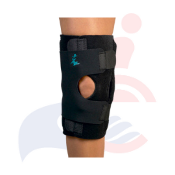 MedSpec DynaTrack™ Patella Stabilizer with Metal Hinges