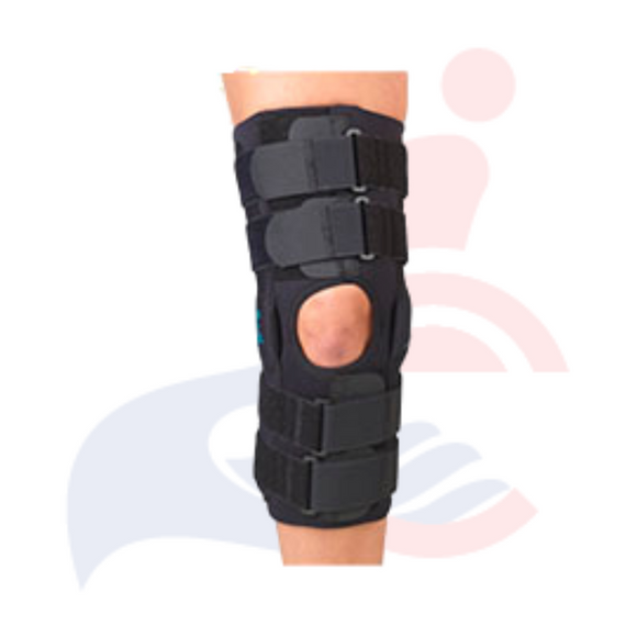 MedSpec Gripper™ Hinged Knee: 12