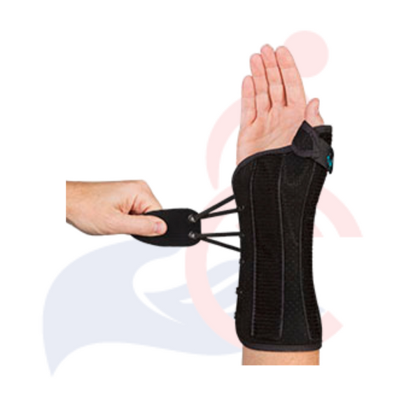 MedSpec Ryno Lacer® II Long: Wrist & Thumb Support